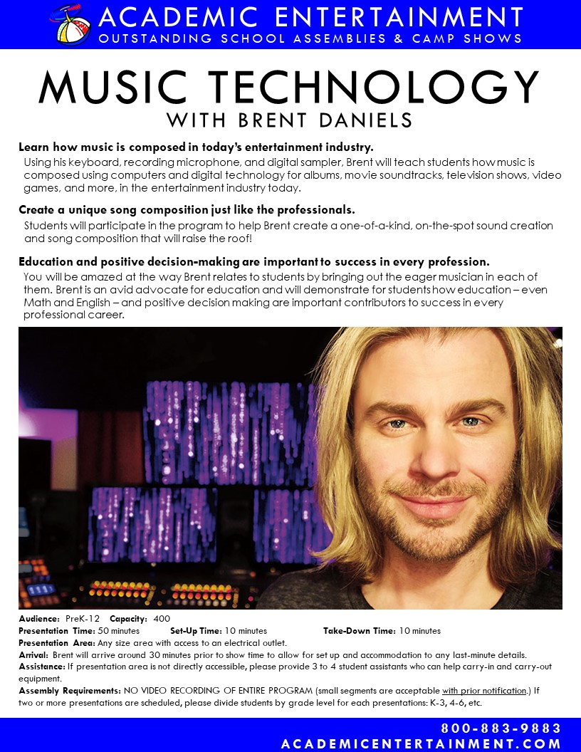 Music Technology Datasheet