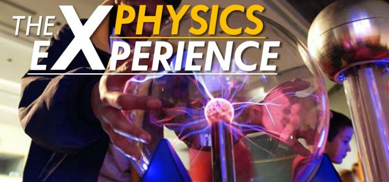 Physics Experience school assembly