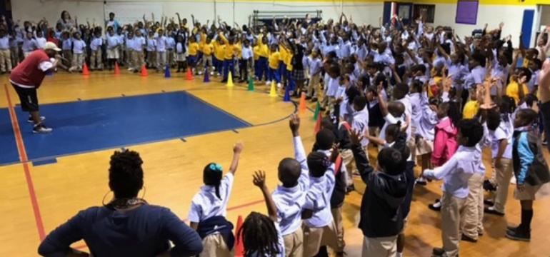 Zonda Kids Dance school assembly