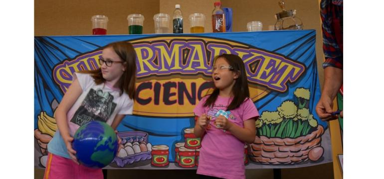 Supermarket Science school assembly