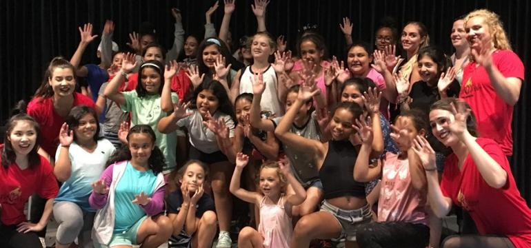 Diversity of Dance School Assembly and Summer Camp Show