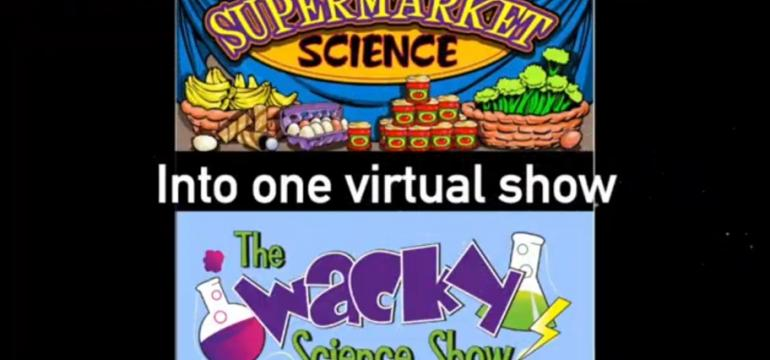 Virtual Wacky Science Show image