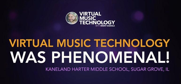 Virtual Music Technology