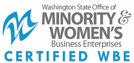We are a Certified Women Business Enterprise