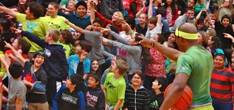 Social Emotional Learning school assemblies