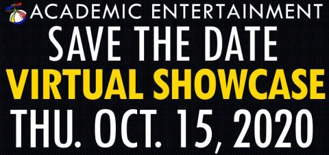 Save the Date Virtual School Assembly Showcase October 15 2020