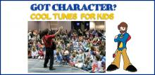 Got Character school assembly