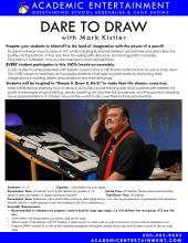 Dare to Draw datasheet