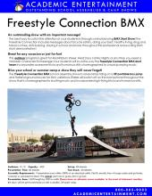 Freestyle Connection BMX datasheet