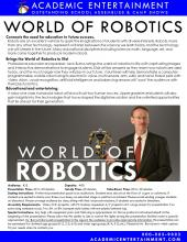 World of Robotics datasheet