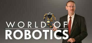 World of Robotics school assembly
