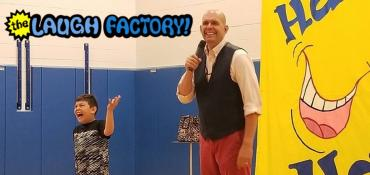 Laugh Factory School Assembly