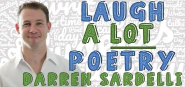 The Virtual Poet - Laugh A Lot Poetry w/ Darren Sardelli